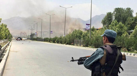 Taliban attack Afghan parliament building as lawmakers flee | UNITED CRUSADERS AGAINST ISLAMIFICATION OF THE WEST | Scoop.it