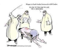 Arabie Saoudite : un retraité britannique condamné à 350 coups de fouet @prune_1 | 694028 | Scoop.it