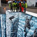 Game of Thrones: un trompe-l'oeil gigantesque peint à Londres | Creative marketing ideas | Scoop.it