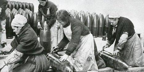 1914-1918 : après la guerre, reconstruire et faire table rase du passé dans les départements occupés. | Nos Racines | Scoop.it