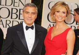 George Clooney, Stacy Keibler broke up over the phone, 'hadn't had sex in months': report  | MORONS MAKING THE NEWS | Scoop.it