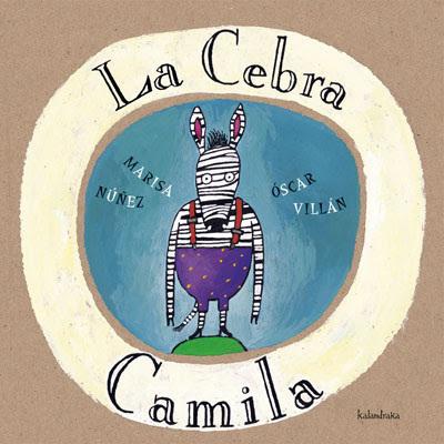 soñando cuentos: AUDIOCUENTOS: LA CEBRA CAMILA | literatura | Scoop.it
