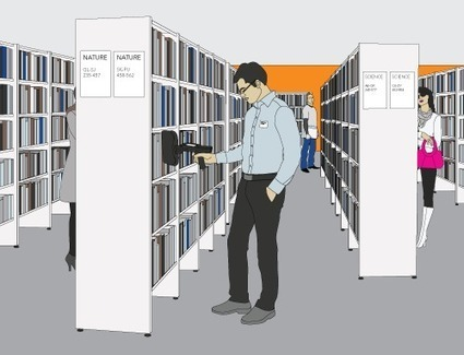 Can RFID save Libraries? - by Mick Fortune | The Information Professional | Scoop.it