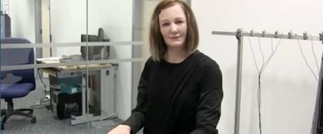 Meet Nadine, a Human-Like Social Robot With Emotions | INTRODUCTION TO THE SOCIAL SCIENCES DIGITAL TEXTBOOK(PSYCHOLOGY-ECONOMICS-SOCIOLOGY):MIKE BUSARELLO | Scoop.it