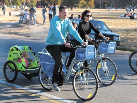 A caminar o andar en bici: prohíben circular en auto por el casco histórico del Parque el domingo por 10 horas   Ambiente Urbano, Desarrollo Sostenible y Calidad de Vida   Scoop.it