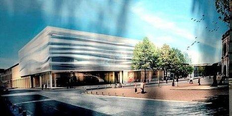 Nîmes : découvrez la construction du musée de la romanité en accéléré | LVDVS CHIRONIS 3.0 | Scoop.it