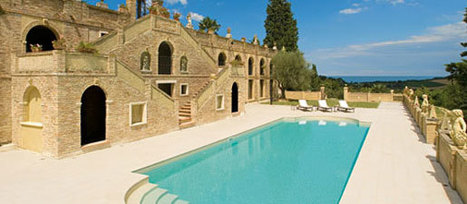 Live the History in Le Marche - Villa Cattani Stuart | Le Marche Properties and Accommodation | Scoop.it