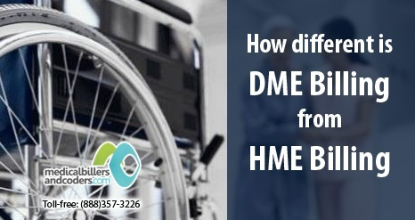 How different is DME Billing from HME Billing | Medical Billing Services | Scoop.it