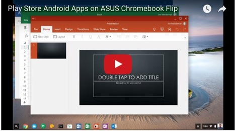 Free Technology for Teachers: Running Android Apps on Your Chromebook   Keeping up with Ed Tech   Scoop.it