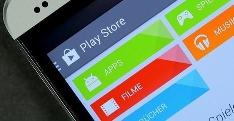 Google Play affichera un label sur les applications ayant de la publicité intégrée - Arobasenet.com | Référencement internet | Scoop.it