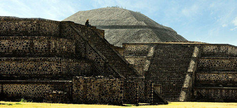 Archaeological site of Teotihuacan | VisitMexico | Anthropology - Cultural, Forensic, and Linguistic | Scoop.it