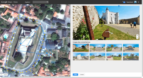My Google Street View: Noirmoutier-en-l'Île, Vendée, France | moulin360panoramic | Scoop.it