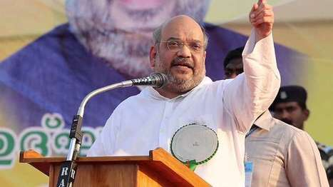 By year-end, India won't have black money: Amit Shah | NewsX | Scoop.it