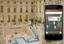 Une application de visites guidées pour les appareils mobiles | Courants technos | Scoop.it