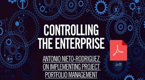Implementing Project Portfolio Management - i-nexus | Business Transformation | Scoop.it
