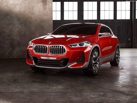 BMW X2 Concept : Il annonce le prochain SUV Coupé | MonAutoNews | Scoop.it