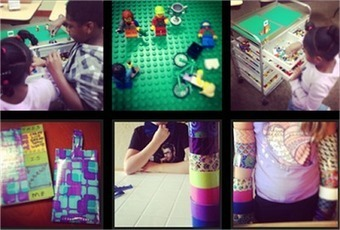 TLT: Teen Librarian's Toolbox: The Pop-Up/Mobile Makerspace Moment | MakerMovement | Scoop.it