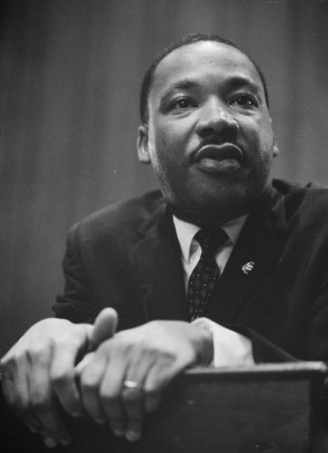 Remembering Martin Luther King, Jr.'s Solution to Poverty | Personal & Professional Growth | Scoop.it