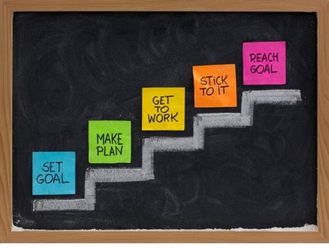 Before You Set Your Goals… | talent management solutions | Scoop.it