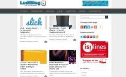 Nouvelle mouture pour LudiBlog | Développement Web et sites | Scoop.it