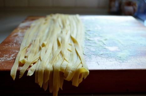 Fresh Pasta Therapy | Le Marche and Food | Scoop.it