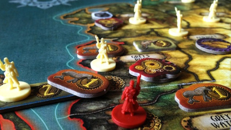 The Top 5 Board Games That Really Will Ruin Friendships | Digital Archeology | Scoop.it