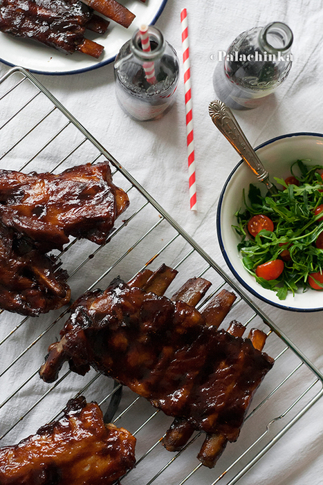 #Recipe / Coca-Cola Pork Ribs | Foodie Heaven | Scoop.it