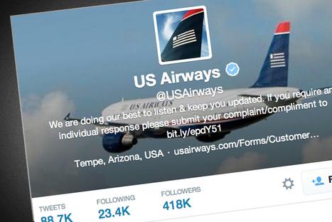 U.S. Airways just sent out the worst tweet in the history of Twitter | Social Media | Scoop.it