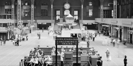 Beautiful Pictures Of Penn Station Before It Was Demolished To Make Room For ... - Business Insider | Transportation | Scoop.it
