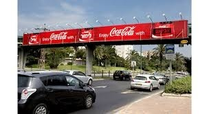 Coca Cola: je eigen naam op een billboard | Grafitwiet | Scoop.it