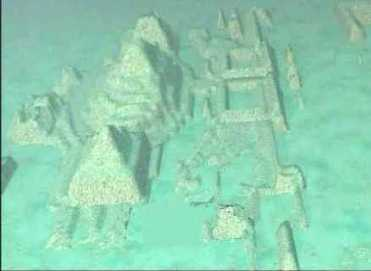 Giant Pyramids and Sphinxes Found in The Bermuda Triangle | Ancient Mysteries | Scoop.it