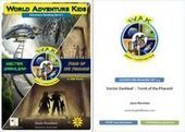 English Raven: World Adventure Kids: Setting them free... | Tools for  Teaching | Scoop.it