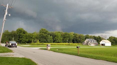 VIDEO. Etats-Unis : des tornades impressionnantes soufflent des maisons dans l'Indiana | Planete DDurable | Scoop.it