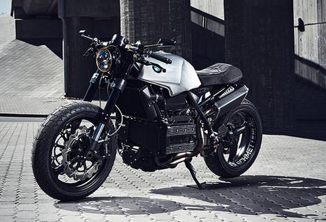 BMW K75 by Renard Speed Shop | custom cafe racer | Scoop.it