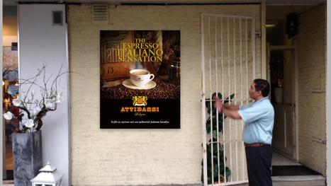 Old school Attibassi | Attibassi Caffe Benelux BV ®  www.attibassi.nl | Scoop.it