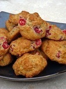 Cranberry Walnut Cookies | Cookie Making Day Recipes | Scoop.it