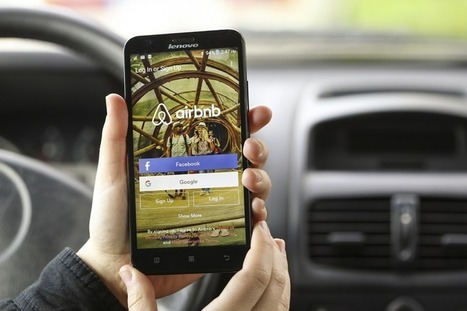 Airbnb: How big data is used to disrupt the hospitality industry   Big Data Solutions & Use Cases   Scoop.it