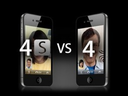 iPhone 4 vs iPhone 4S Review: Which is best? | Smartphone Stuff | Scoop.it