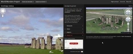 World Wonders Project, un nuevo viaje a la cultura. | Cajón de sastre Web 2.0 | Scoop.it
