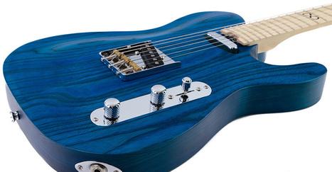 Chapman Guitars | Guitar Outreach | Scoop.it