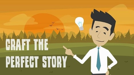 How You Business Can Benefit from Telling A Great Story | Animation | Scoop.it