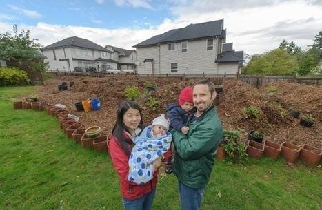 Surrey couple's raised garden beds draw neighbours' ire | garden | Scoop.it