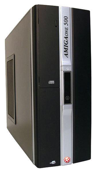[ACube] Bienvenue à l'AmigaOne 500 | Amiga | Scoop.it