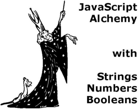 JavaScript Alchemy with Strings, Numbers, and Booleans. | Web tools and technologies | Scoop.it