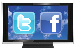 12 predictions for social TV in 2012 | Quite Interesting Stats and Facts | Richard Kastelein on Second Screen, Social TV, Connected TV, Transmedia and Future of TV | Scoop.it