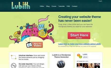 WordPress Help: 25 Blog and Resource Websites | Design | Scoop.it