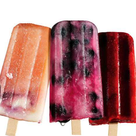 Healthy Fresh Popsicle Recipes | Eat in Healthy | Scoop.it
