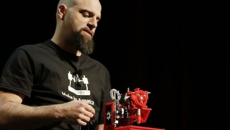 Why 3D printing is set to explode in 2014 | Impact Lab | FutureChronicles | Scoop.it