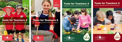 Tools For Teachers - Stephanie Alexander Kitchen Garden Foundation | Food Production & Food Technology | Scoop.it