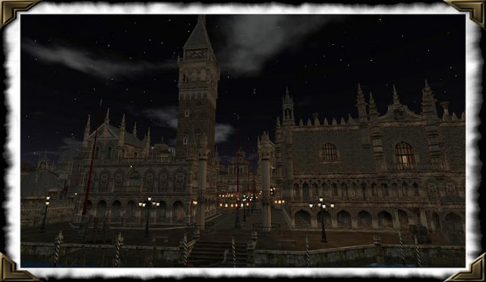 SecondLife - The Steampunk Tribune: Steampunk Travelogue: Venexia | Machinimania | Scoop.it